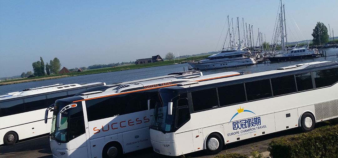 success travel - coaches - buses - chinese - greece - leisure - holiday - metafores - μεταφορές